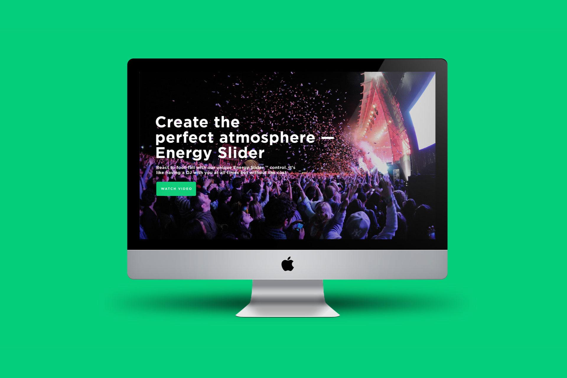 Open Ear Music Website